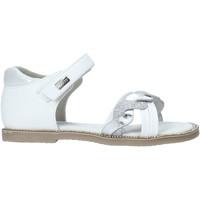 Buty Dziewczynka Sandały Miss Sixty S20-SMS752 Biały
