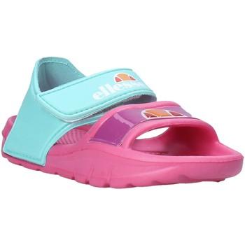 Buty Dziecko Sandały Ellesse OS EL01B70426 Różowy