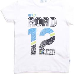 tekstylia Dziecko T-shirty z krótkim rękawem Melby 70E5544 Biały
