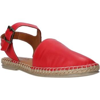 Buty Damskie Sandały Bueno Shoes 9J322 Czerwony