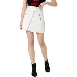 tekstylia Damskie Spódnice Liu Jo WA0015 E0392 Biały