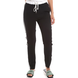 tekstylia Damskie Spodnie dresowe Liu Jo TA0205 T8552 Czarny