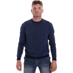 tekstylia Męskie Swetry Navigare NV00217 30 Niebieski