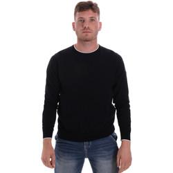 tekstylia Męskie Swetry Navigare NV00221 30 Niebieski