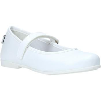 Buty Dziewczynka Baleriny Melania ME2068D0S.A Biały