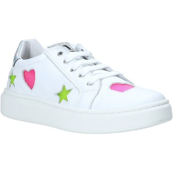 Buty Dziewczynka Trampki niskie Melania ME6280F0S.B Biały