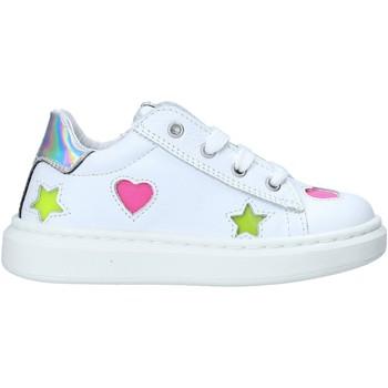 Buty Dziewczynka Trampki niskie Melania ME1280B0S.B Biały