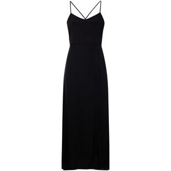 tekstylia Damskie Sukienki długie Calvin Klein Jeans J20J213630 Czarny