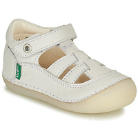 Buty Dziewczynka Baleriny Kickers SUSHY Biały