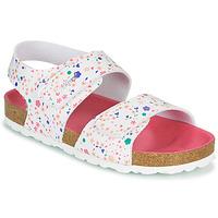 Buty Dziewczynka Sandały Kickers SUMMERKRO Różowy