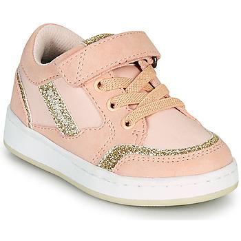 Buty Dziewczynka Trampki niskie Kickers BISCKUIT Różowy