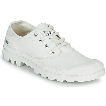 Buty Trampki niskie Palladium PAMPA OX ORGANIC II Biały