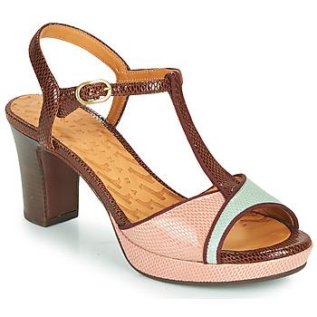 Buty Damskie Sandały Chie Mihara NATI Brązowy / Różowy / Zielony