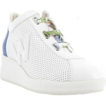 Buty Damskie Trampki niskie Melluso R20220 Biały