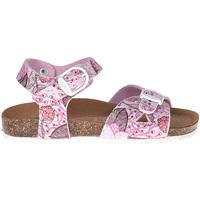 Buty Dziewczynka Sandały Bionatura CHIARA IMB Różowy