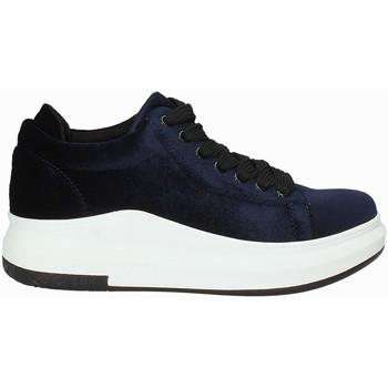 Buty Damskie Trampki niskie Exé Shoes F17006688206 Niebieski