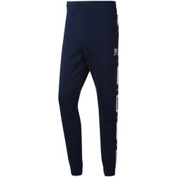 tekstylia Męskie Spodnie dresowe Reebok Sport DT8141 Niebieski