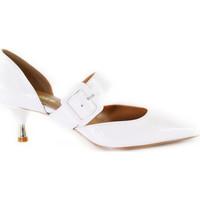 Buty Damskie Czółenka Grace Shoes 319R004 Biały