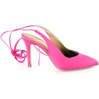 Buty Damskie Czółenka Grace Shoes 038138 Różowy
