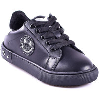 Buty Chłopiec Trampki niskie Holalà HS0033L0002J Czarny