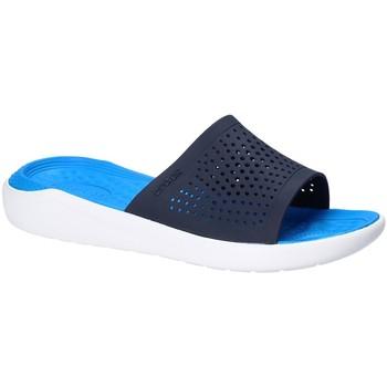 Buty Męskie klapki Crocs 205183 Niebieski