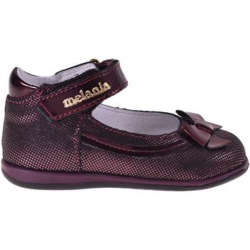 Buty Dziewczynka Baleriny Melania ME0142A8I.B Czerwony
