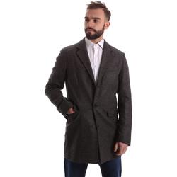 tekstylia Męskie Kurtki / Blezery Gaudi 62FU30155 Szary