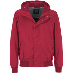 tekstylia Męskie Kurtki krótkie Geox M7221D T2381 Czerwony