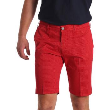 tekstylia Męskie Szorty i Bermudy Sei3sei PZV132 71336 Czerwony