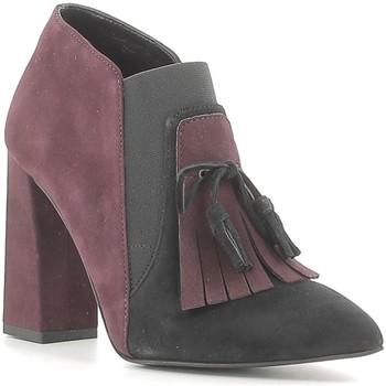 Buty Damskie Low boots Café Noir NMA543 Czarny