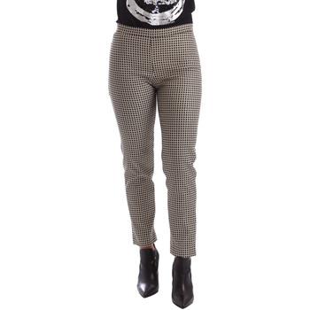 tekstylia Damskie Chinos Gaudi 64FD20235 Czarny