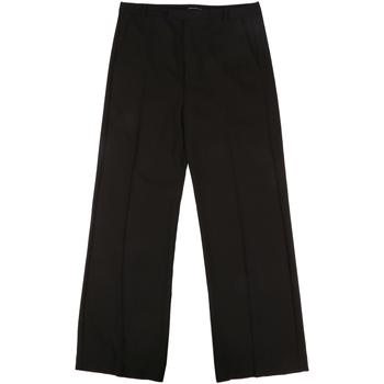 tekstylia Damskie Spodnie od garnituru  Fornarina BIF1I68C96600 Czarny