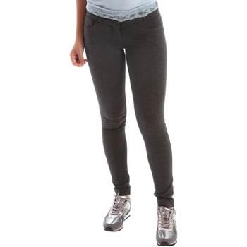 tekstylia Damskie Spodnie z pięcioma kieszeniami Animagemella 17AI108 Szary