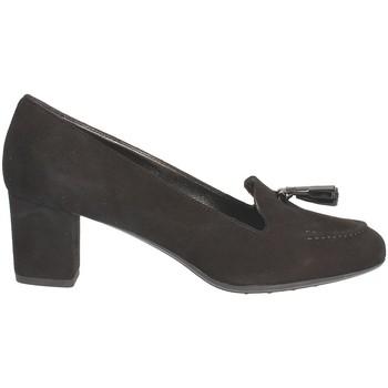 Buty Damskie Mokasyny Grace Shoes 206 Czarny
