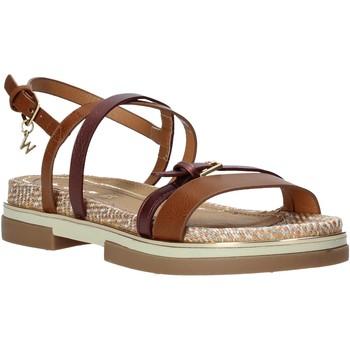 Buty Damskie Sandały Wrangler WL01584A Beżowy