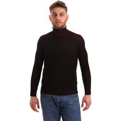 tekstylia Męskie Swetry Gaudi 821BU53034 Czarny