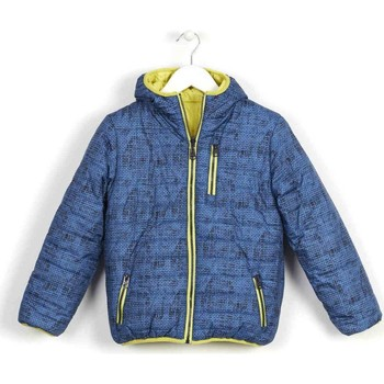 tekstylia Dziecko Kurtki pikowane Losan 623 2008AA Niebieski