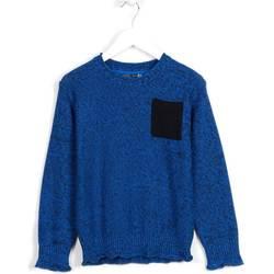 tekstylia Dziecko Swetry Losan 623 5006AA Niebieski