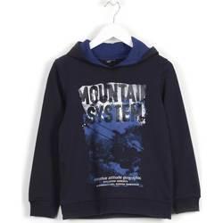 tekstylia Dziecko Bluzy Losan 623 6652AA Niebieski