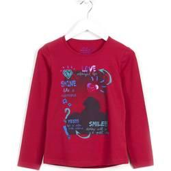 tekstylia Dziewczynka Bluzy Losan 624 1028AB Fioletowy