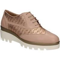 Buty Damskie Richelieu Grace Shoes J303 Różowy