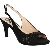 Buty Damskie Sandały Grace Shoes 2068 Czarny