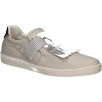 Buty Damskie Tenisówki Keys 5058 Biały