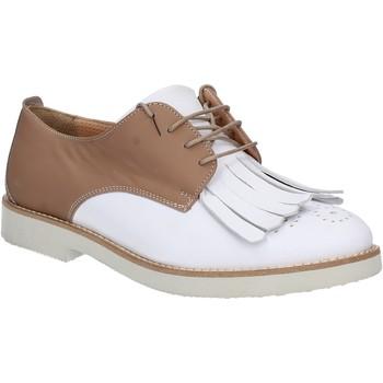 Buty Damskie Derby Maritan G 111434 Biały