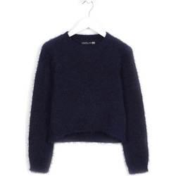 tekstylia Dziecko Swetry Losan 624 5001AB Niebieski