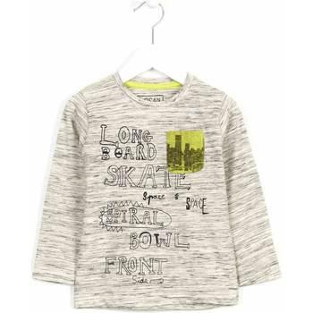 tekstylia Dziecko Swetry Losan 625 1007AC Szary