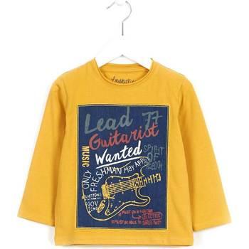 tekstylia Dziecko Swetry Losan 625 1014AC Żółty