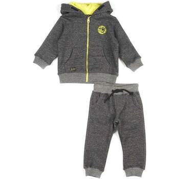 tekstylia Chłopiec Zestawy dresowe Losan 625 8002AC Szary