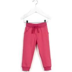 tekstylia Dziecko Spodnie dresowe Losan 626 6014AD Różowy
