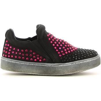Buty Dziewczynka Tenisówki Lulu LS150024T Czarny